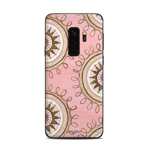 Retro Glam Samsung Galaxy S9 Plus Skin