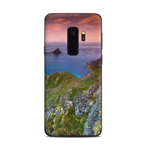 Rocky Ride Samsung Galaxy S9 Plus Skin
