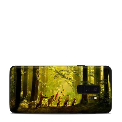 Secret Parade Samsung Galaxy S9 Plus Skin