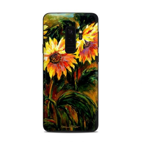 Sunflower Sunshine Samsung Galaxy S9 Plus Skin