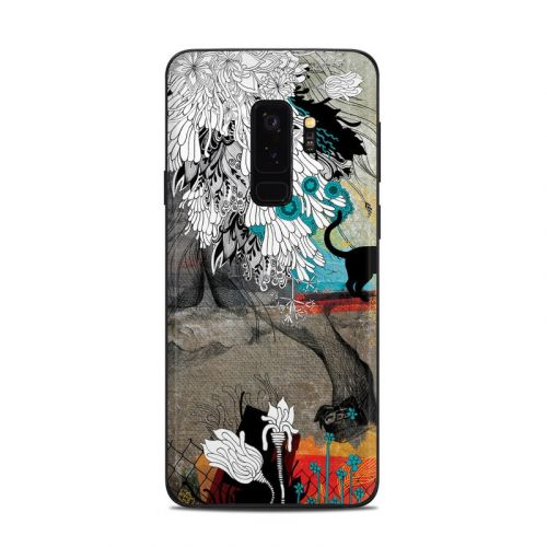Stay Awhile Samsung Galaxy S9 Plus Skin