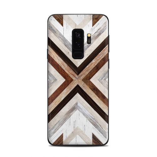 Timber Samsung Galaxy S9 Plus Skin