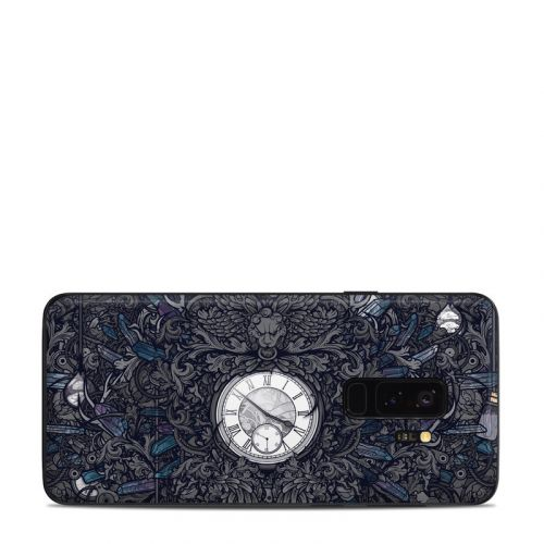 Time Travel Samsung Galaxy S9 Plus Skin