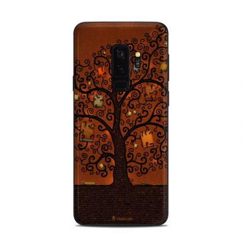 Tree Of Books Samsung Galaxy S9 Plus Skin