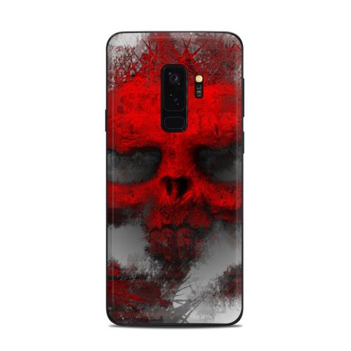 War Light Samsung Galaxy S9 Plus Skin
