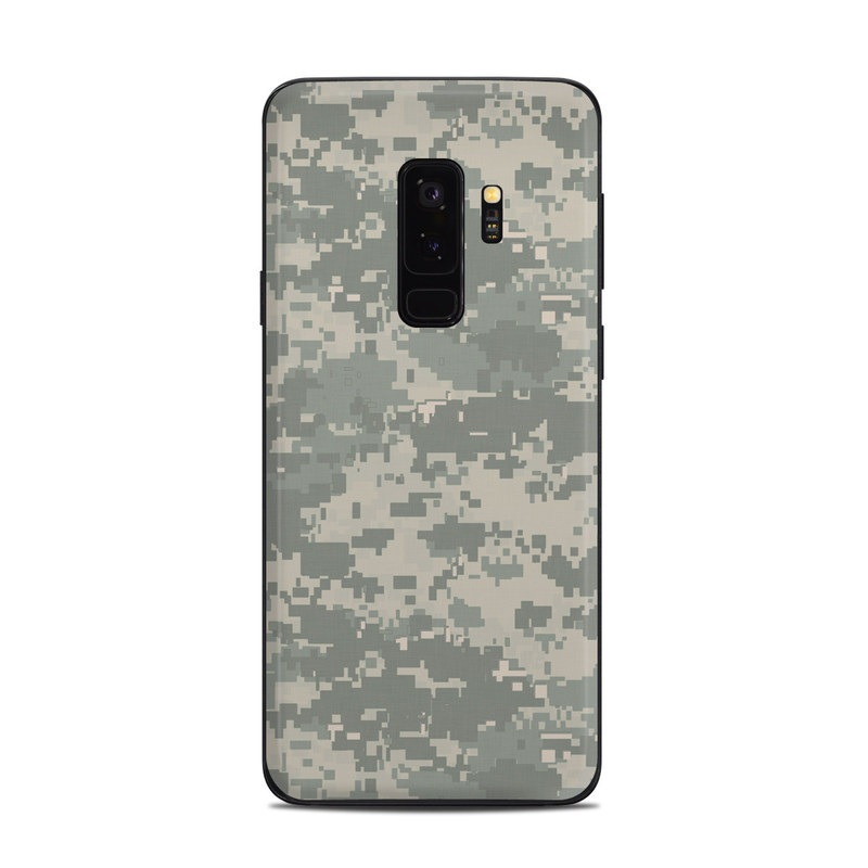 quality design ac808 e13c6 ACU Camo Samsung Galaxy S9 Plus Skin