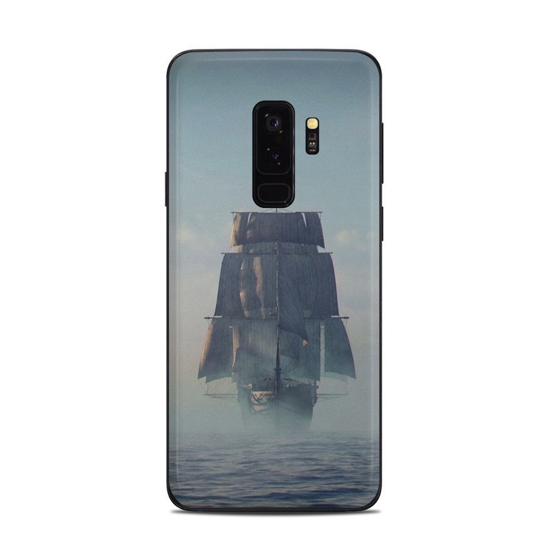 Black Sails Samsung Galaxy S9 Plus Skin