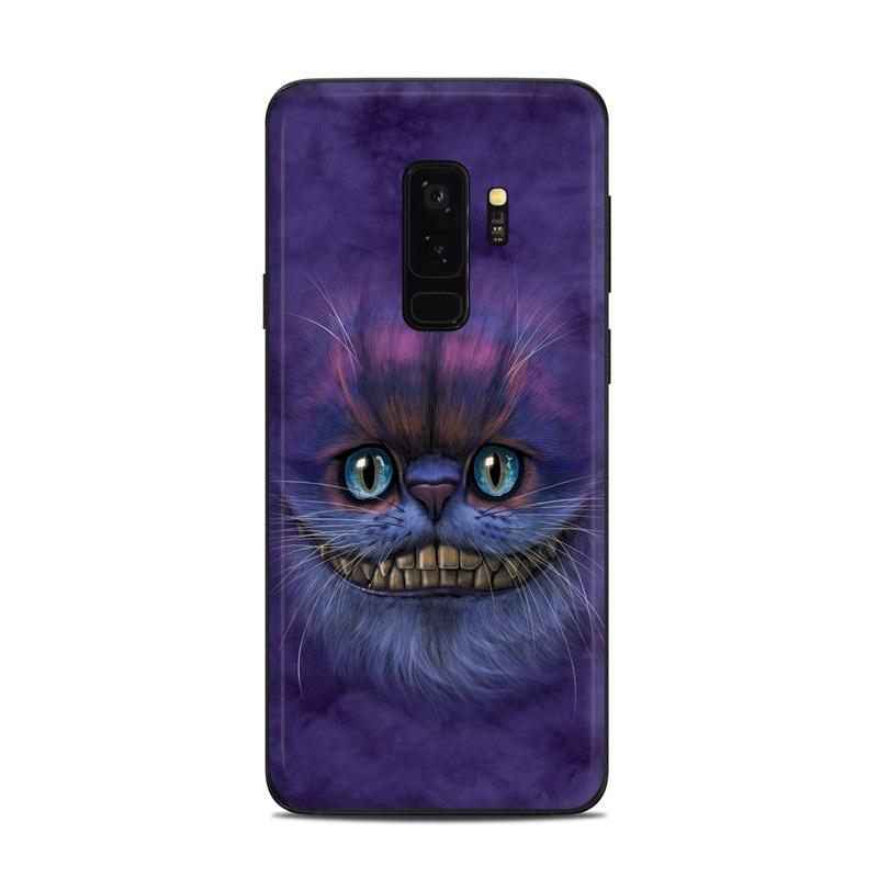 Cheshire Grin Samsung Galaxy S9 Plus Skin