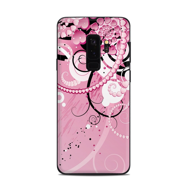 Her Abstraction Samsung Galaxy S9 Plus Skin