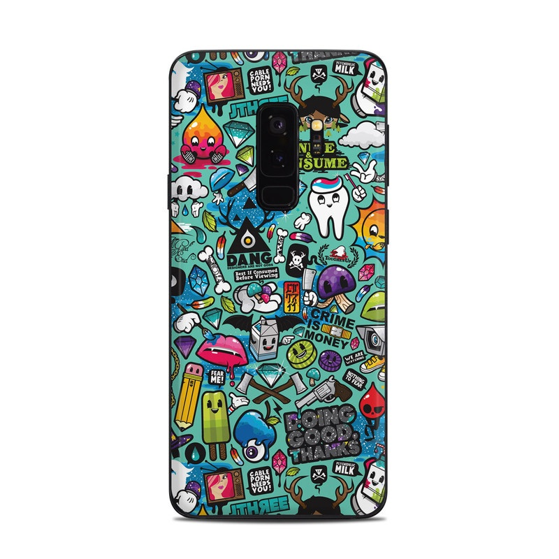Jewel Thief Samsung Galaxy S9 Plus Skin