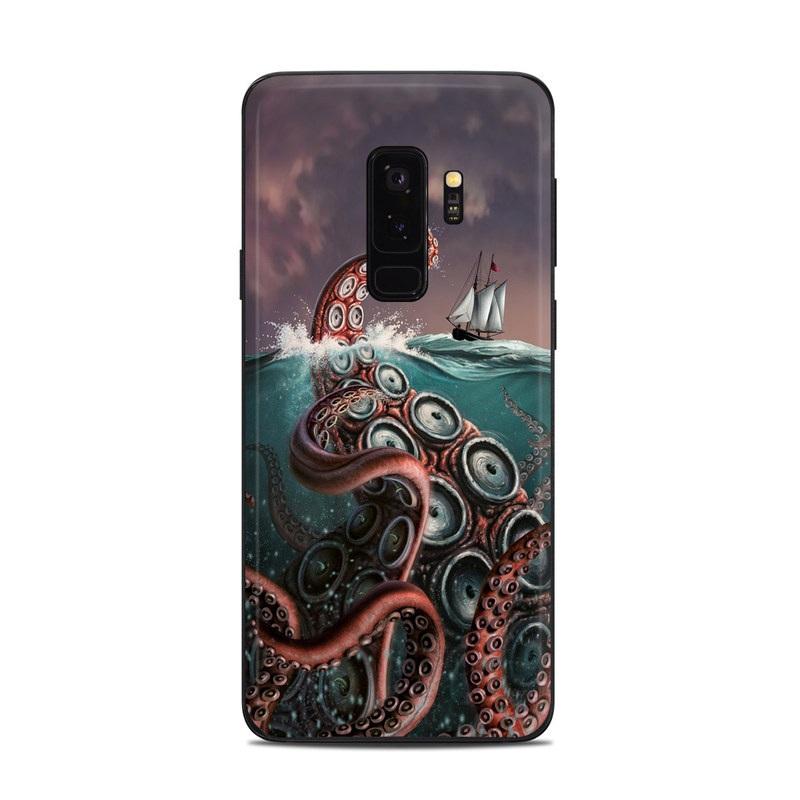 Kraken Samsung Galaxy S9 Plus Skin