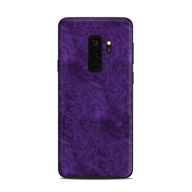 Purple Lacquer Samsung Galaxy S9 Plus Skin Istyles