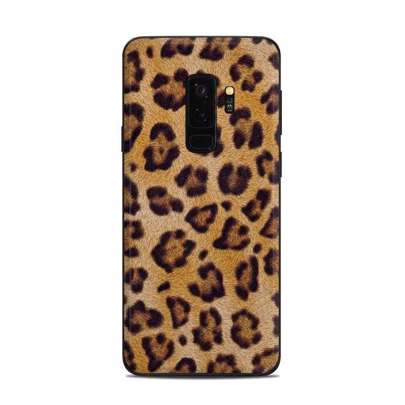 Leopard Spots Samsung Galaxy S9 Plus Skin