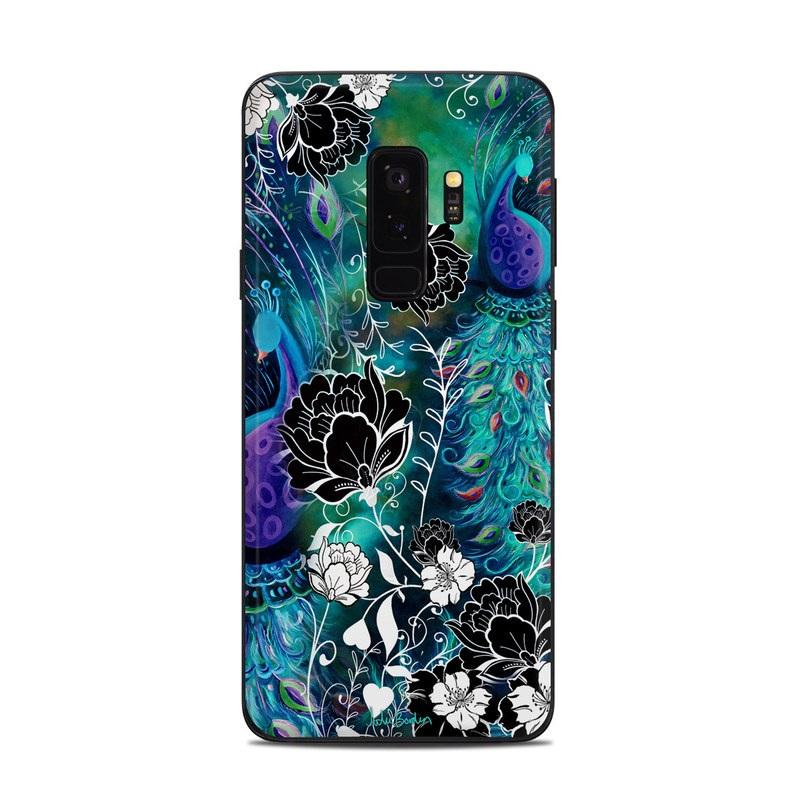 Peacock Garden Samsung Galaxy S9 Plus Skin