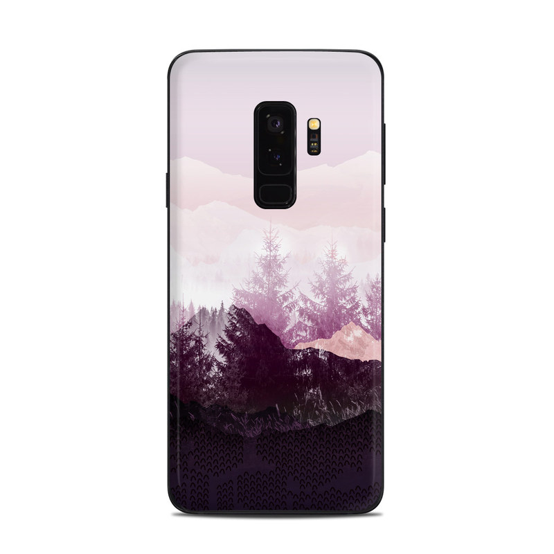 Purple Horizon Samsung Galaxy S9 Plus Skin