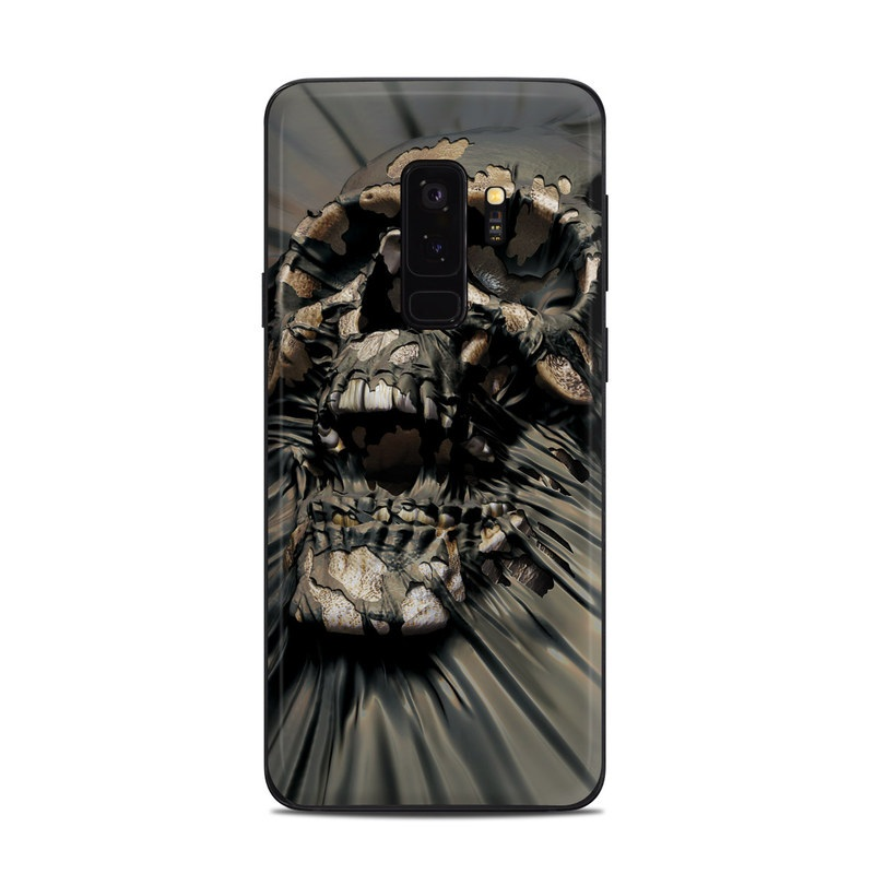 Skull Wrap Samsung Galaxy S9 Plus Skin