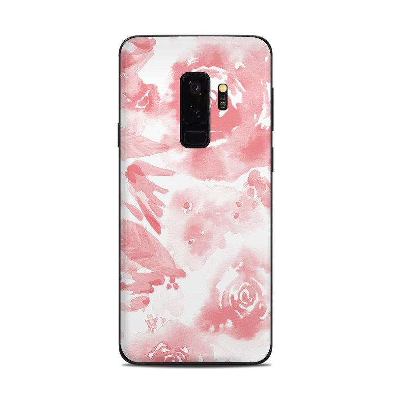 Washed Out Rose Samsung Galaxy S9 Plus Skin