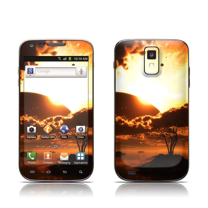Beginning Of The End Samsung Galaxy S II SGH-T989 Skin