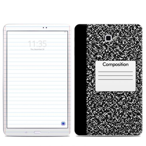Composition Notebook Samsung Galaxy Tab A 10.1 Skin