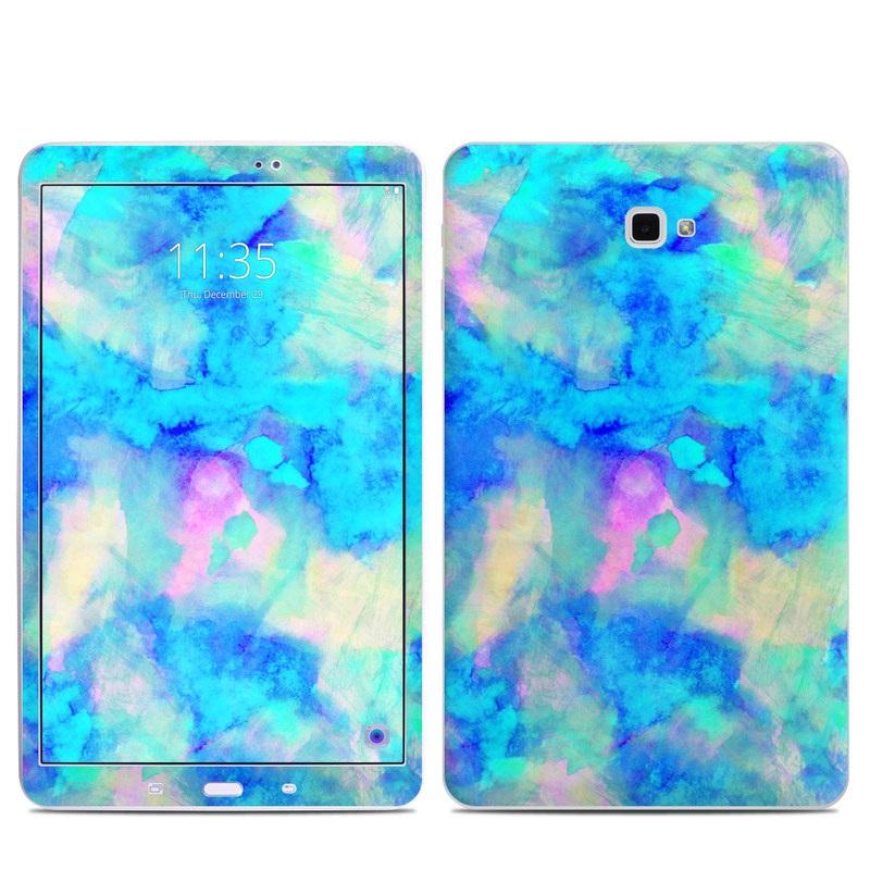 Electrify Ice Blue Samsung Galaxy Tab A 10.1 Skin