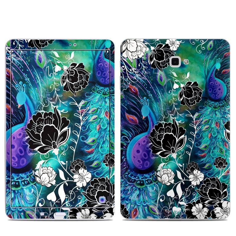 Peacock Garden Samsung Galaxy Tab A 10.1 Skin