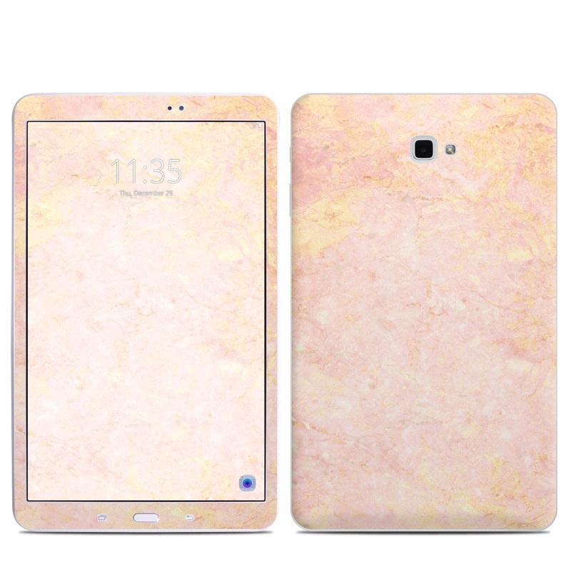 Rose Gold Marble Samsung Galaxy Tab A 10.1 Skin