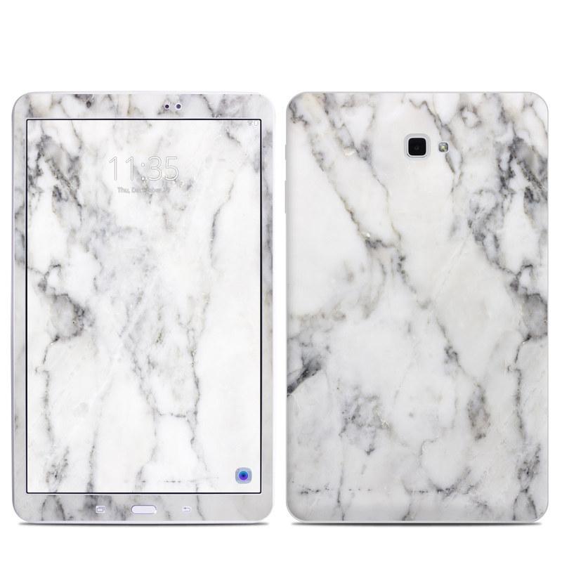 White Marble Samsung Galaxy Tab A 10.1 Skin