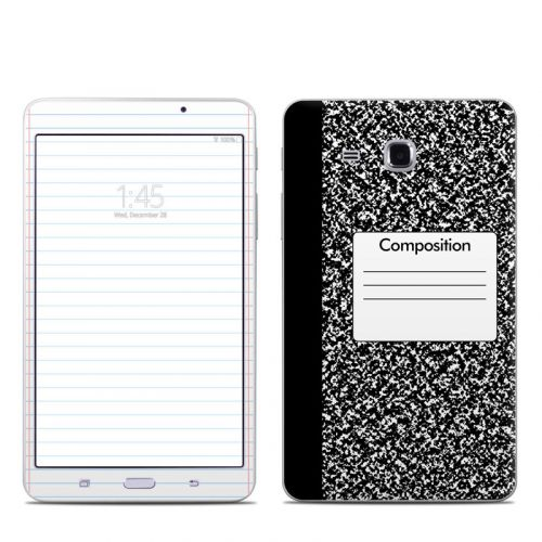 Composition Notebook Samsung Galaxy Tab A 7.0 Skin