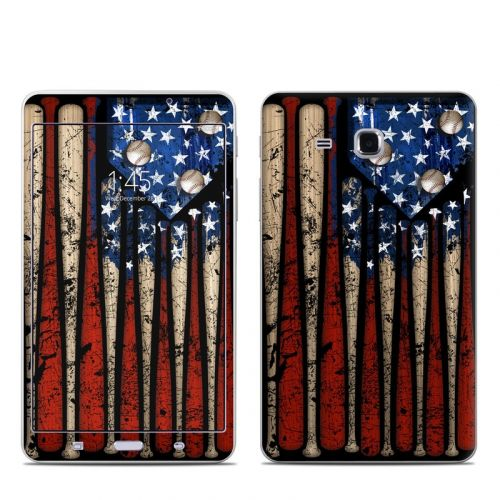 Old Glory Samsung Galaxy Tab A 7.0 Skin