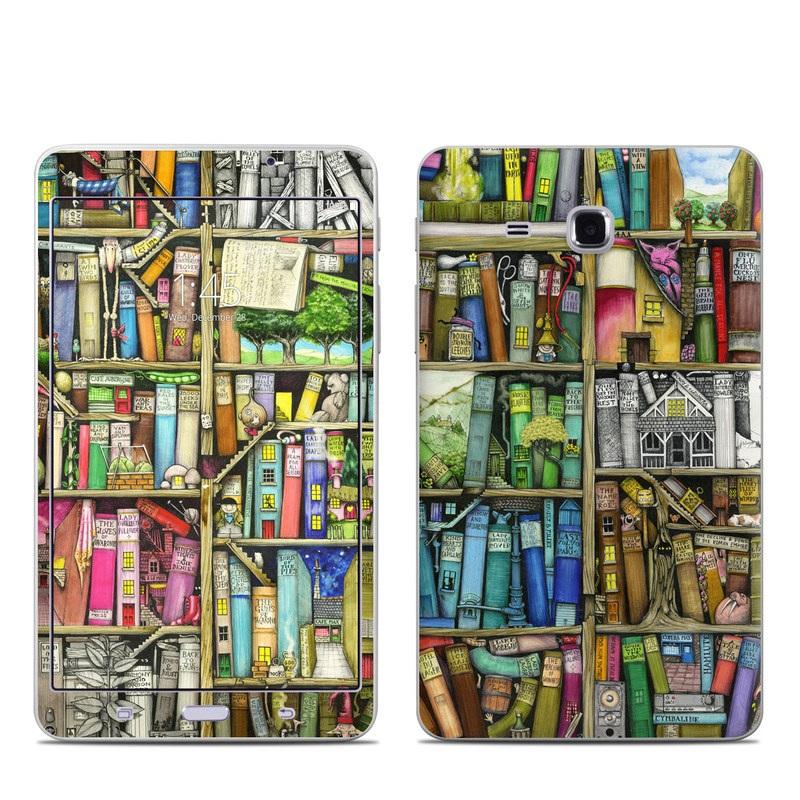 Bookshelf Samsung Galaxy Tab A 70 Skin