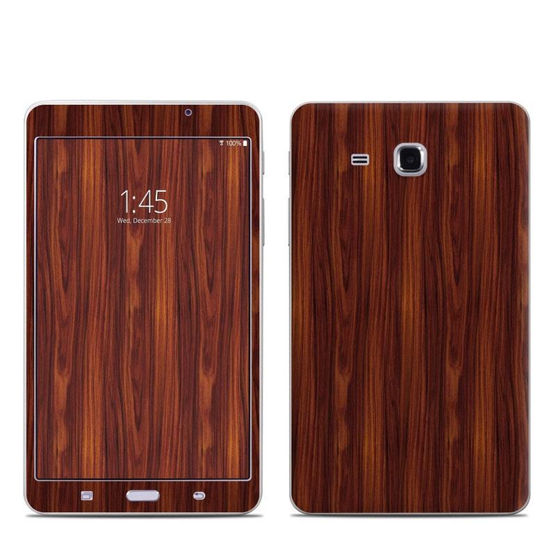 Dark Rosewood Samsung Galaxy Tab A 7.0 Skin