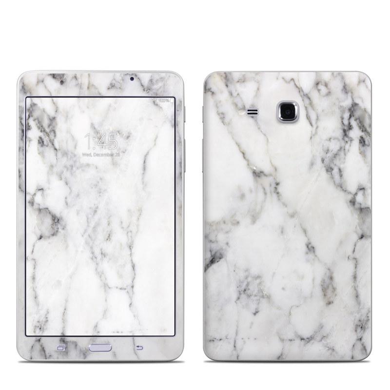 White Marble Samsung Galaxy Tab A 7.0 Skin