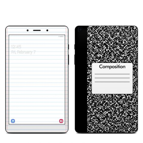 Composition Notebook Samsung Galaxy Tab A 8.0 2019 Skin