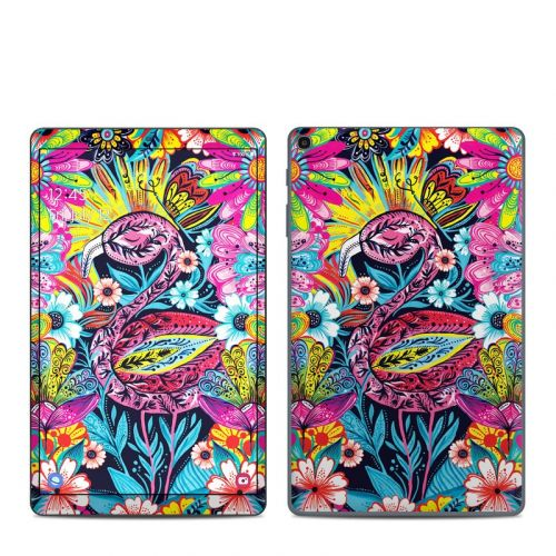 Flashy Flamingo Samsung Galaxy Tab A 2019 10.1 Skin