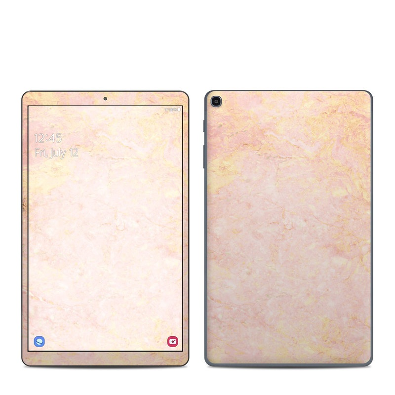 Rose Gold Marble Samsung Galaxy Tab A 10 1 2019 Skin Istyles