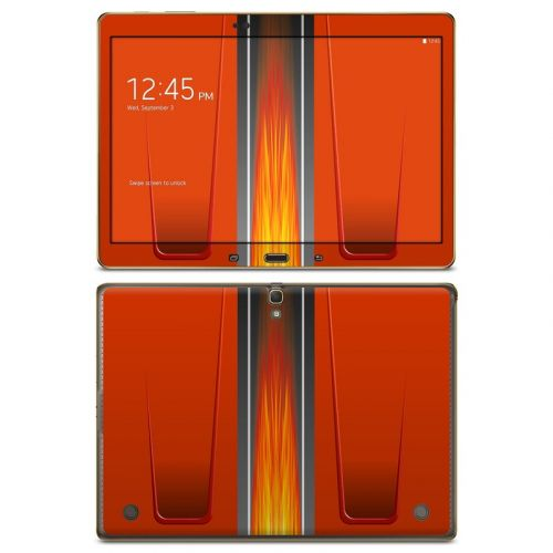 Hot Rod Galaxy Tab S 10.5 Skin