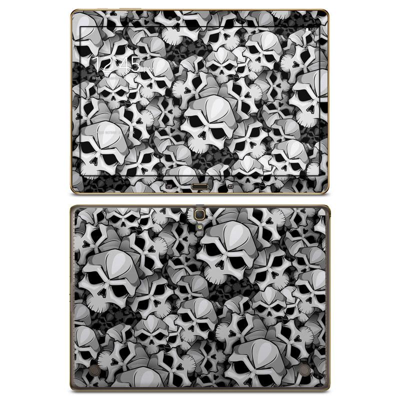 Bones Galaxy Tab S 10.5 Skin