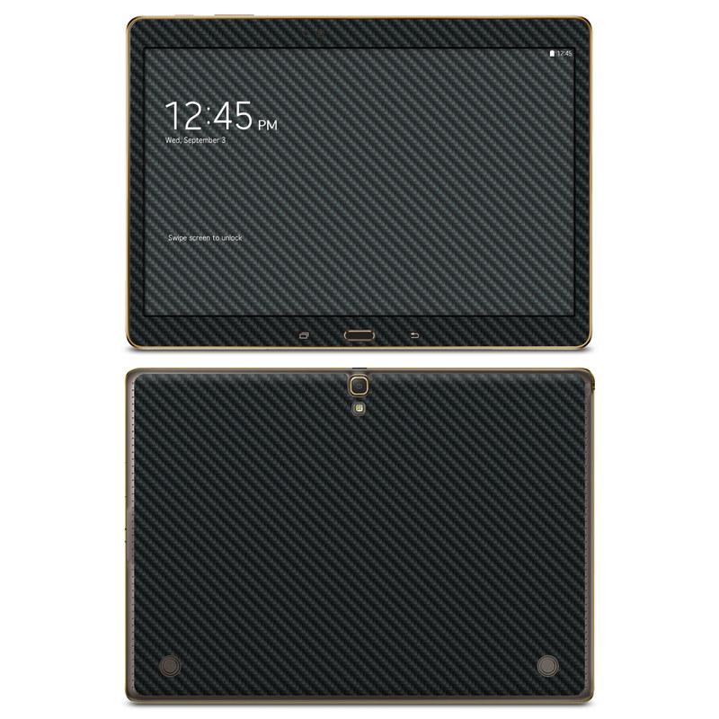Carbon Fiber Galaxy Tab S 10.5 Skin