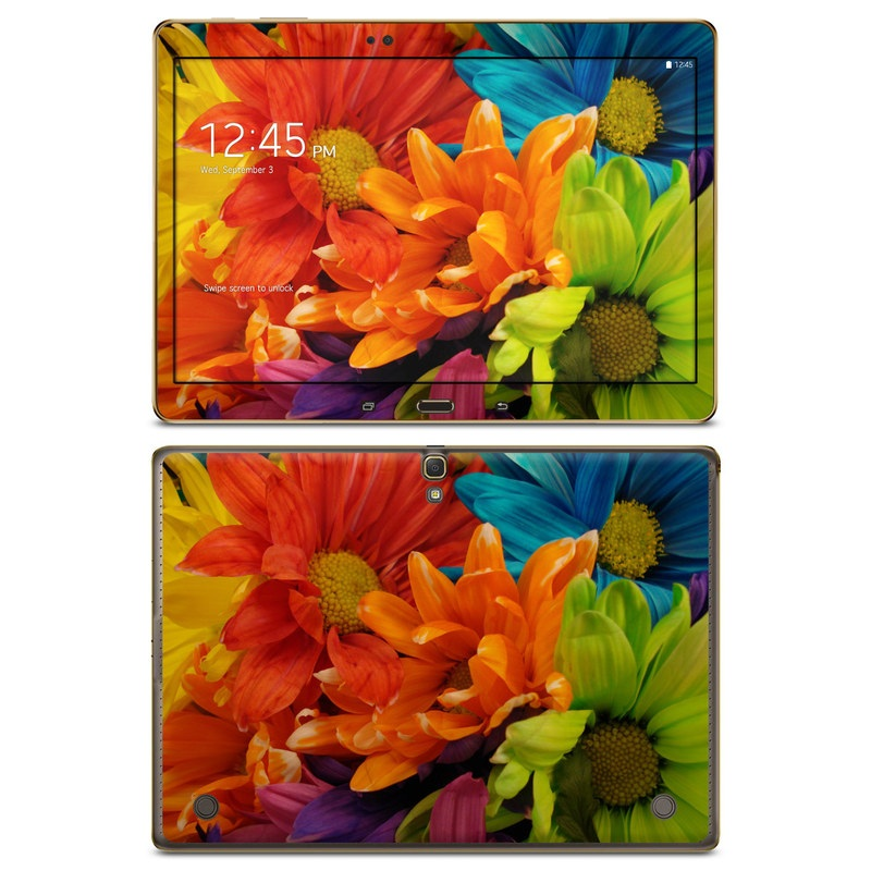 Colours Galaxy Tab S 10.5 Skin