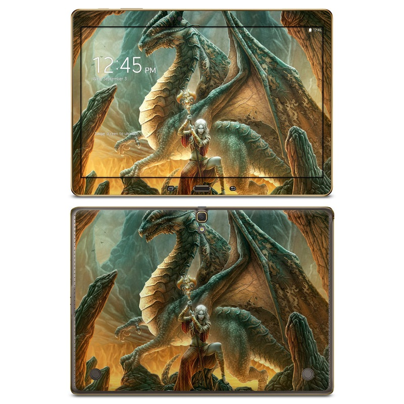 Dragon Mage Galaxy Tab S 10.5 Skin