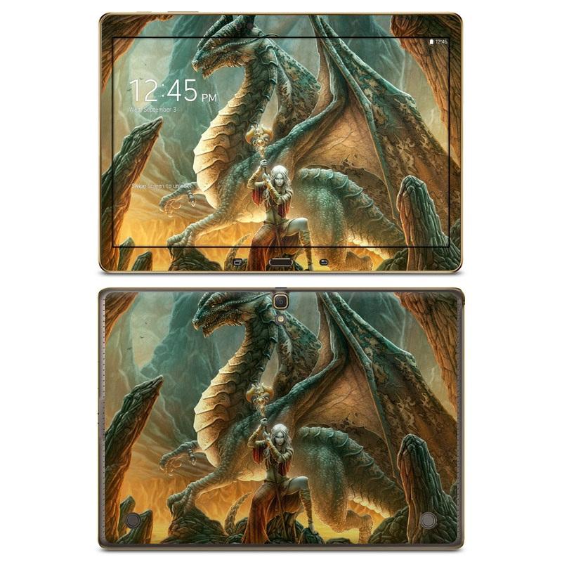 Dragon Mage Galaxy Tab S 10.5 Skin