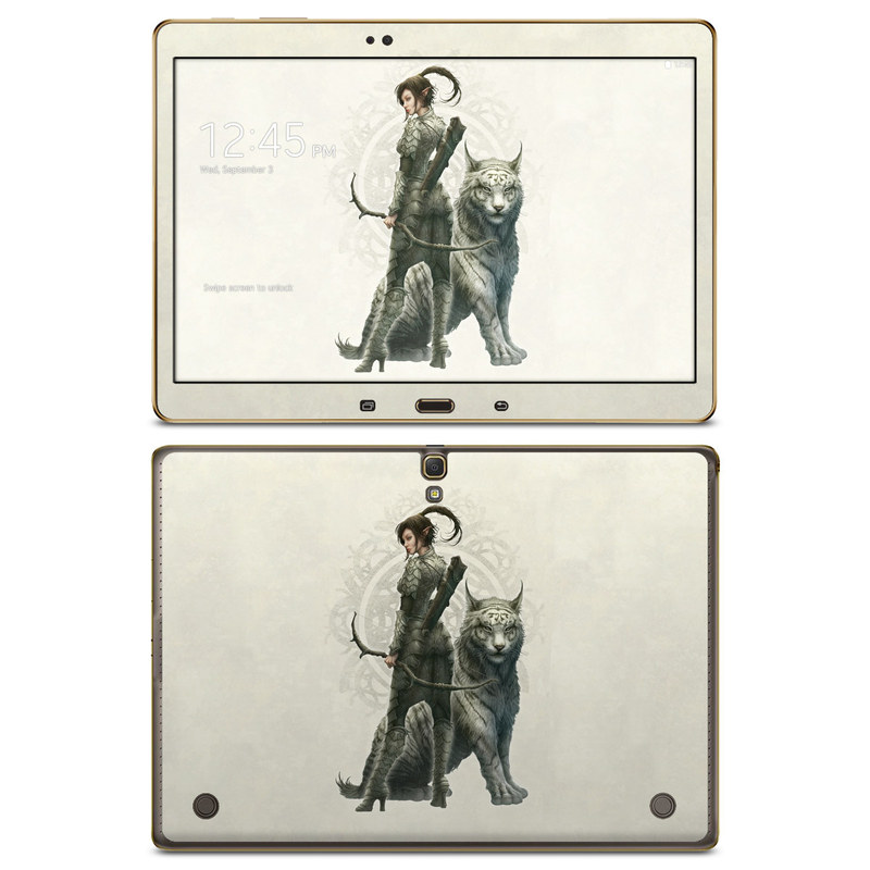 Half Elf Girl Galaxy Tab S 10.5 Skin