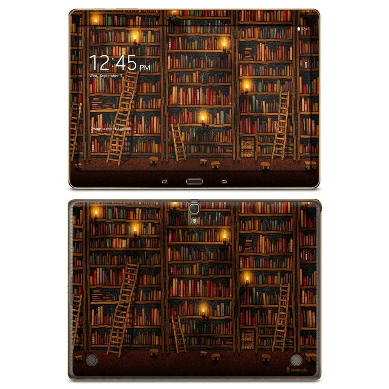 Library Galaxy Tab S 10.5 Skin