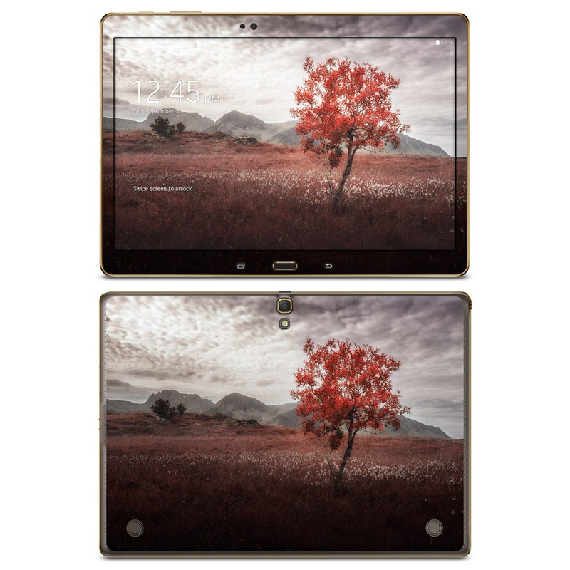 Lofoten Tree Galaxy Tab S 10.5 Skin