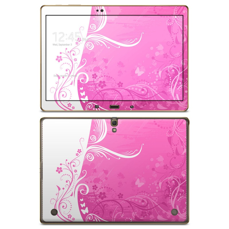 Pink Crush Galaxy Tab S 10.5 Skin