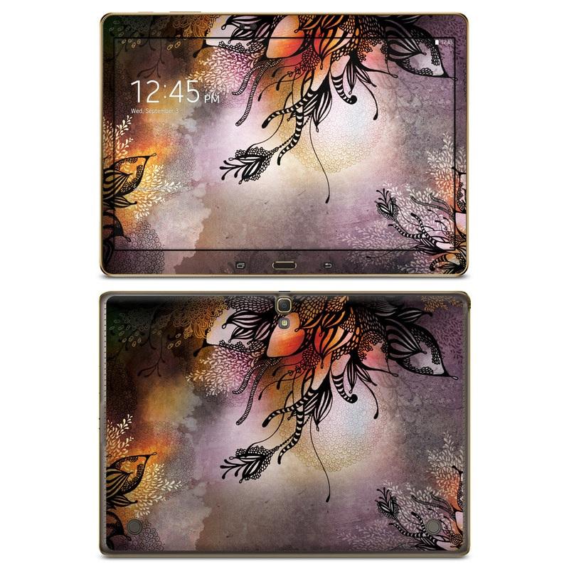 Purple Rain Galaxy Tab S 10.5 Skin
