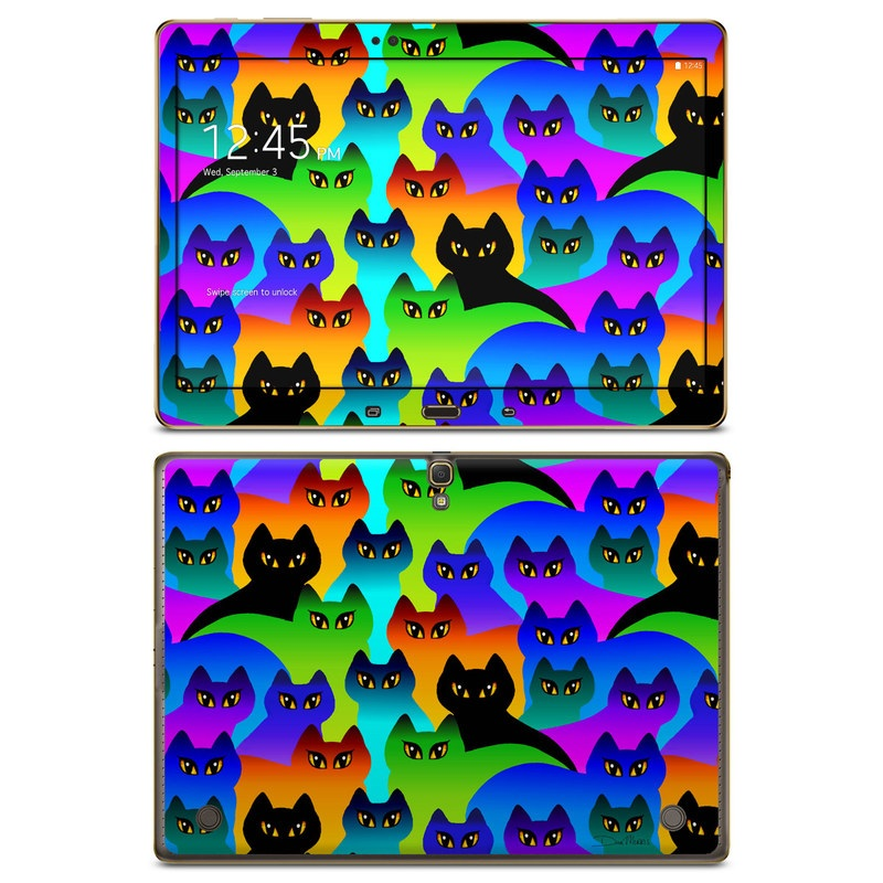 Rainbow Cats Galaxy Tab S 10.5 Skin