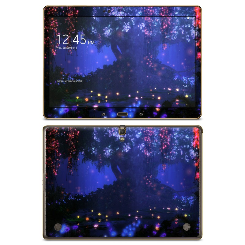 Satori Night Galaxy Tab S 10.5 Skin