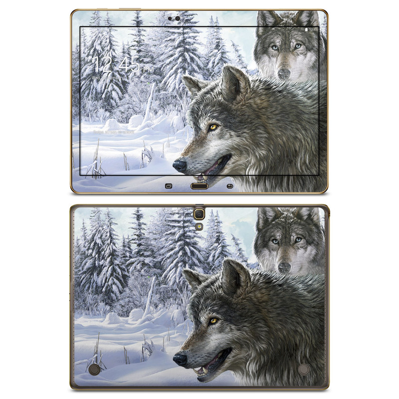 Snow Wolves Galaxy Tab S 10.5 Skin