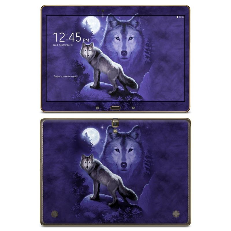 Wolf Galaxy Tab S 10.5 Skin